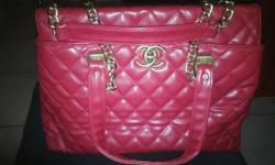 Chanel handbag for sale... only one remaining.