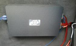 RAD4000 Selling my class d amp . Reason for sale i coz