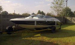 Boat is in excellent condition, both cosmetically and