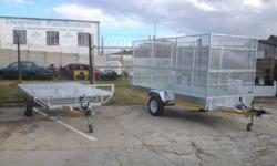 We specialize in custom designing your trailer to you