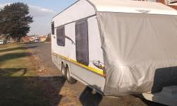 2002 Jurgens Exclusive with; Aircon, full tent, rally