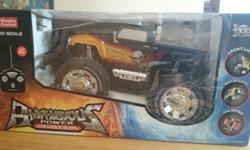 Remote control car brand new