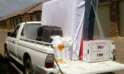 Bakkie for hire in Pretoria and surrounding suburbs. We
