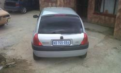 Fabrikaat: Renault Model: Clio Mylafstand: 245,000 Kms