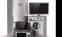 Junior's Electrical Appliances is specializing in: *