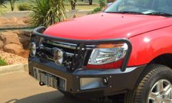 REPLACEMENT BULL BARS/ BUMPERS - MANUFACTURER OF FRONT
