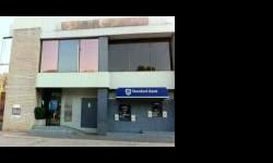 Ex Standard Bank to let on Atlas Road. Prime Property