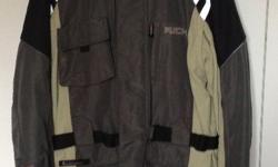 Richa Touring Jacket - Size M. One of the top touring