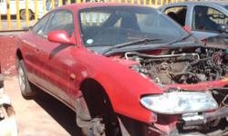 Beskrywing Mazda mx6 stripping for spares