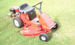 I HAVE A GRAVELY RIDE ON MOWER FOR SALE . BODYWORK -