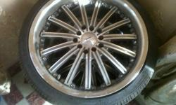 "Hi guys I have a set off 17"" rims an tyres for sale in"