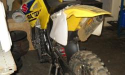 RM 250 Suzuki Motor Bike Selling it @ R3000.00 for all