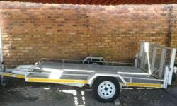 Road Dog Trailers, first licensed 2010,tare 160 kg