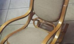 Rocking chair.Good cond