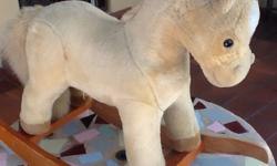 Toy rocking horse in excellent condition as new for