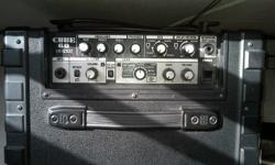 Brand new Roland amplifier selling for R3500,00.