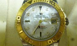 Rolex - Yacht Master #16623 Automatic movement 18k Gold