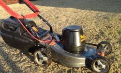 Rolux Magnum Heavy duty 3000w Lawn mover, was used only