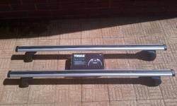 Thule car roof rack System Foot 753, Kit 3061 and 2