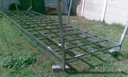 Roof rack (Nissan hardbody long base) for sale