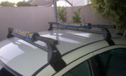 I have sold my Merc - I have had these roof racks for 4
