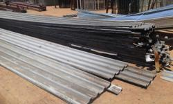 2nd Roof sheets. We have very cheap roof sheets, IBR