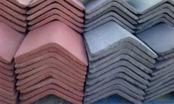 Roof tile ridges-Red or grey.R25 each.Marley type.End