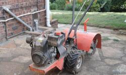 Ariens RT5020 self-propelled rotavator for sale.