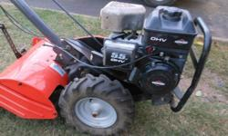 Husqvarna CRT51 Rotavator. Hardly used. Urgent sale at