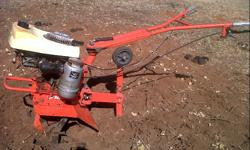 Soort: Garden Soort: Rotavator Ideal for the gardener