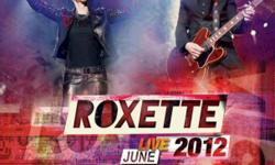 Beskrywing 1x Roxette Golden Circle ticket for Grand
