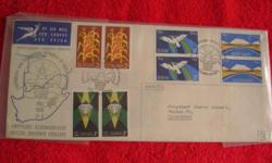 RSA FDC # 3 of 31st May 1966 in mint condition unused