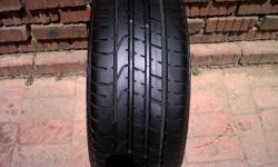 Beskrywing I am selling a pair (x2) Pirelli Tyres Size