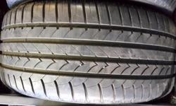 CALL US FOR ALL SIZES OF SECOND HAND TYRES, RUN FLAT