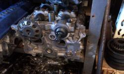RUNX RSI/TRD 1.8RSI 2ZZGE CYLINDER HEAD MISSING 1 EX
