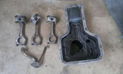 I have the following for sale... 3 pistons, oil siff,