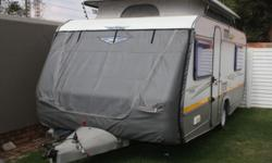 Jurgens Penta 2005 Full tent. The sides have never been