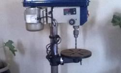 Selling my Ryobi Drill Press (practically brand new -