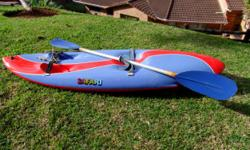 Beskrywing Safari Paddle Ski great condition with
