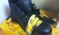Budget Safety Boots R115 excl vat. 200 Pairs *** Urgent