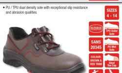 Safety boots Safety shoes Wayne safety Gumboots Safety