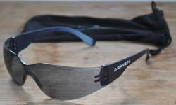 Raven safety sunglasses, like new.