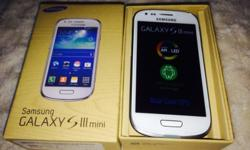 Brand new Samsung Galaxy S3 mini for sale. Unwanted