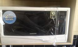 I have brand new 32L SAMSUNG Electronic Microwave