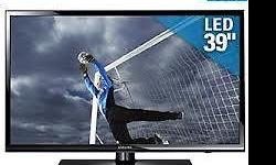 "Samsung 39"" FHD LED TV In Box - Excellent Condition"