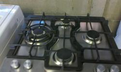 I currently have this beautiful 4 burner gas hob that i