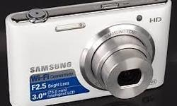 hey peopleive got a samsung camera st150f for sale