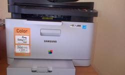 Samsung CLX-3305FW colour printer/fax/copier/scanner