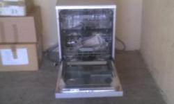 This 12 place Dishwasher is still brand new. The