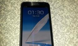 Hi i have Samsung galaxy note2 for sale only phone and